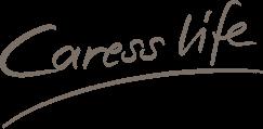 Logo Caresslife Warmgrey